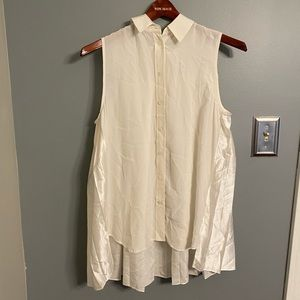 Equipment Femme Silk Button-Down